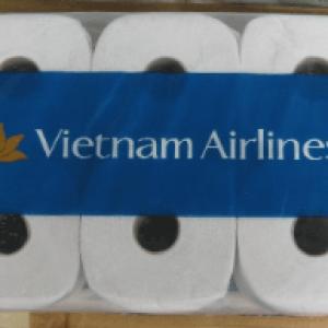 Giấy vệ sinh Vietnam airline