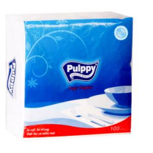 Khăn giấy vuông Pulppy