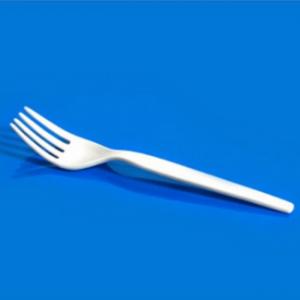 Nĩa nhựa