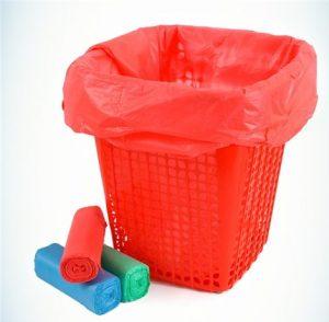 Túi đựng rác tự hủy sinh học