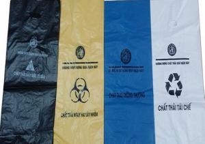 Túi đựng rác ý tế