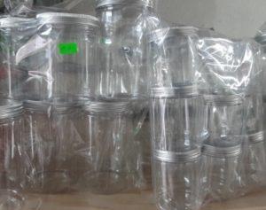 Hũ nhựa đựng thực phẩm