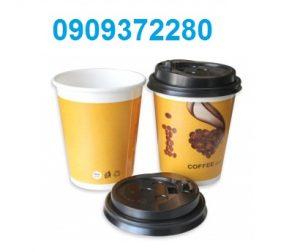 Ly giấy cafe