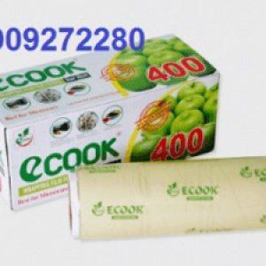 Màng bọc thực phẩm 400m hiệu Ecook